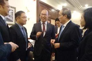TP Hồ Chí Minh kêu gọi đầu tư 210 dự án