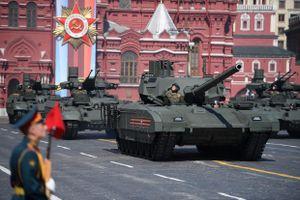 Cận cảnh dàn vũ khí Nga tổng duyệt cho lễ diễu binh Ngày Chiến thắng