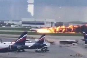 Nga hỗ trợ 138.000 USD cho gia đình nạn nhân tử vong vụ cháy máy bay
