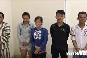 Bắt băng nhóm dùng kẽm buộc cửa hàng xóm, đột nhập nhà dân trộm hàng loạt vụ ở TP.HCM