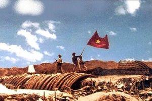 Chiến thắng lịch sử Điện Biên Phủ là nguồn sức mạnh cổ vũ đi tới thắng lợi mới