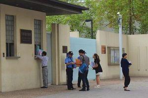Đại sứ quán Nhật Bản tuyển dụng nhân viên kinh tế