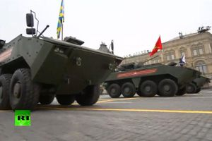 Nga đánh dấu Ngày Chiến thắng bằng cuộc diễu binh ấn tượng trên Quảng trường Đỏ