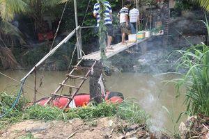 Tìm thấy thi thể 1 nam sinh ở Đồng Nai bị nước mưa cuốn trôi