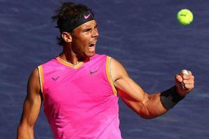 Nadal chiến thắng nhọc nhằn ngày ra quân tại Madrid Open
