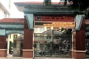 Hải Phòng: Cô giáo tát học sinh tạm thời bị đình chỉ dạy học
