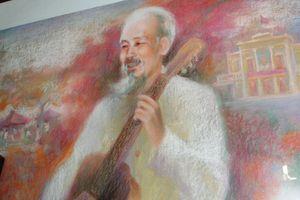 Chuyện về họa sỹ cả đời vẽ chân dung Bác Hồ