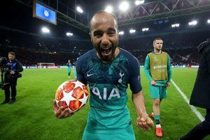Người hùng của Tottenham: 'Đây là khoảnh khắc đẹp nhất đời tôi'