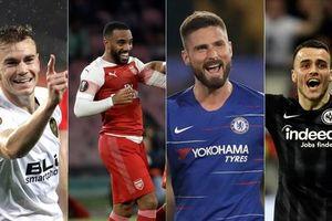 Bán kết lượt về Europa League: Người Anh chờ đợi Arsenal và Chelsea