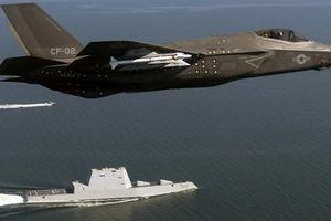 Mỹ trang bị cho F-35 tên lửa bay 6.100km/h