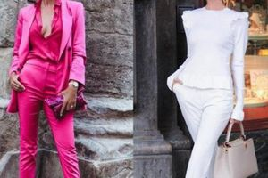 Fashionista U50 vẫn hot nhờ gu thời trang chất chơi