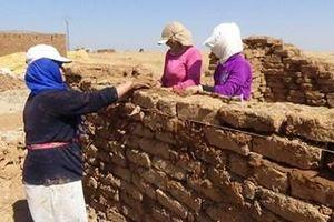 'Nữ nhi quốc' ở Syria