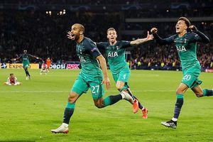 Tottenham ngược dòng ngoạn mục tiến vào chung kết Champions League 2018-2019