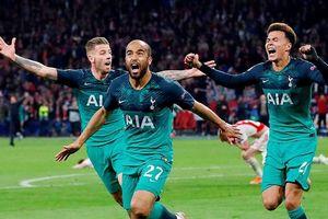 Tottenham bước qua lằn ranh sinh-tử
