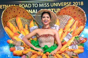 H'hen Niê tham gia tìm trang phục dân tộc cho đại diện Việt Nam dự thi Hoa hậu Hoàn vũ 2019