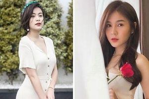 Nhan sắc gợi cảm của nữ MC Thu Hoài và Hoàng Thùy Linh trong phim Mê cung