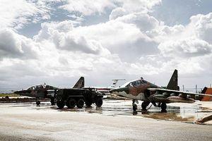Phiến quân liên tiếp tấn công căn cứ không quân Hmeimim của Nga