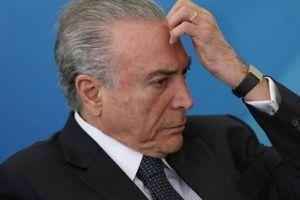 Tòa án Brazil yêu cầu tiếp tục giam giữ cựu Tổng thống Temer