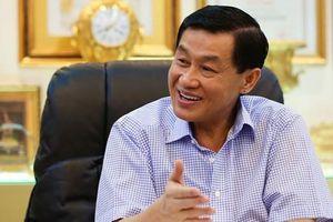 'Vua hàng hiệu' Johnathan Hạnh Nguyễn không đầu tư khu phi thuế quan tại Golden Hill