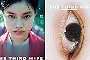 Diễn viên 13 tuổi đóng cảnh lộ ngực trần trong 'Vợ ba' gây tranh cãi