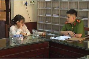 Cô gái tung tin Thiếu úy công an bị bắt trong vụ nữ sinh giao gà khai gì?