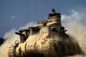 Xe tăng Mỹ bất ngờ xuất hiện trong cuộc diễu hành Ngày Chiến thắng ở Nga