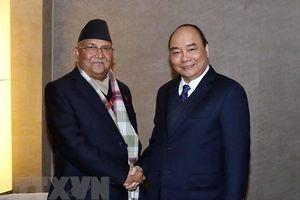 Hôm nay, Thủ tướng Nepal thăm chính thức Việt Nam