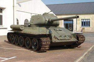 Uy lực xe tăng huyền thoại Liên Xô dùng đánh bại Đức