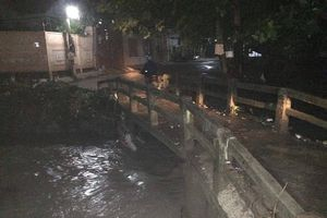 Đã tìm thấy thi thể 1 trong 2 học sinh bị nước cuốn ở Đồng Nai
