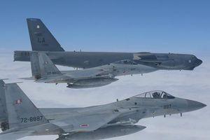 Xem 4 'pháo đài bay' B-52 của Mỹ tới Trung Đông, sẵn sàng nghênh chiến với Iran