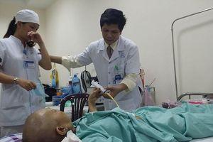 Hết thuốc, bệnh nhân ung thư phổi có nguy cơ gián đoạn điều trị