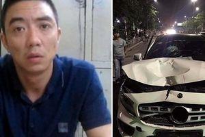 Tài xế Mercedes tông chết hai phụ nữ ở hầm Kim Liên bị khởi tố, tạm giam