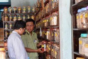 Xử lý nghiêm hành vi kinh doanh thuốc cổ truyền không có nguồn gốc, xuất xứ