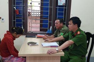 Từ Thái Bình vào Nghệ An thuê nhà nghỉ, trộm tiền của tiểu thương