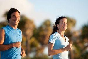 Tập thể dục giúp giảm ung thư phổi và ruột