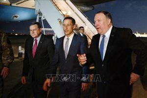Tăng cường tiếp xúc ngoại giao Iraq - Mỹ
