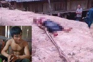 Bất ngờ danh tính, tuổi nghi phạm sát hại người phụ nữ độc thân ở Điện Biên