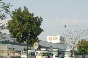 Cận mặt nhóm công nhân trộm cắp tài sản trị giá hơn 4 tỷ đồng của công ty LG Display