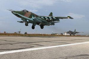 Syria: Ảnh vệ tinh tiết lộ bí mật của Không quân Nga ở Palmyra
