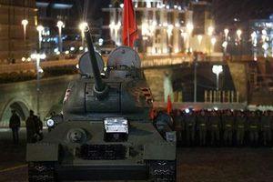 Hé lộ dàn vũ khí Nga xuất hiện trong lễ diễu binh Ngày Chiến thắng