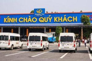 Hà Nội kiến nghị lập trạm dừng nghỉ Nội Bài trên QL2