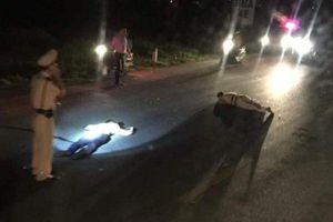Nghệ An: Trung tá CSGT bị thương nặng khi làm nhiệm vụ