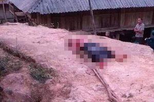 Tin mới nhất vụ phát hiện thi thể người phụ nữ bán khỏa thân trên đường