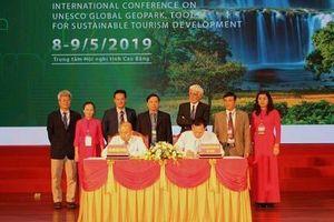 Hội thảo quốc tế về 'Phát triển du lịch bền vững thông qua mô hình Công viên địa chất toàn cầu UNSECO'