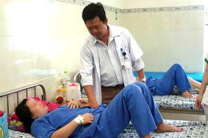 Dị vật không ngờ xuất hiện trong bàng quang nữ bệnh nhân 34 tuổi