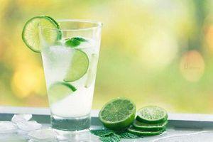 Sự thật về tác dụng 'thần kỳ' khi uống nước chanh vào mỗi buổi sáng