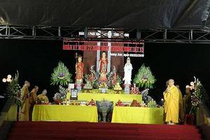 Hà Tĩnh: Đại lễ cầu siêu cho các liệt sĩ