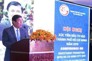 Thành phố Hồ Chí Minh mời gọi đầu tư vào 210 dự án trọng điểm