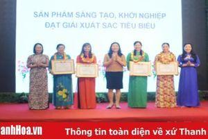 Khai mạc Ngày phụ nữ sáng tạo - khởi nghiệp năm 2019 với chủ đề 'Phụ nữ và Tương lai của nền kinh tế xanh'