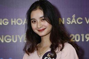 Xuất hiện bản sao của Đương kim Hoa hậu Thu Ngân tại vòng sơ tuyển mở rộng Thái Nguyên